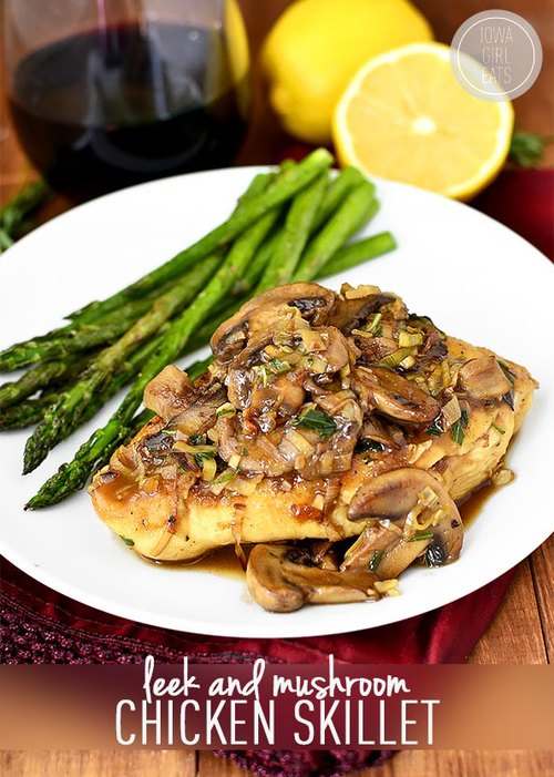 Leek-and-Mushroom-Chicken-Skillet-iowagirleats-01