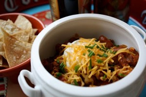 20 Minute Turkey Chili