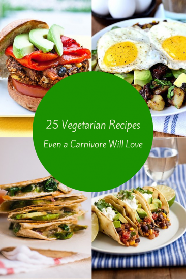 Vegetarian Recipes for Carnivores