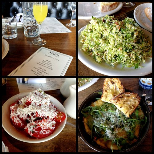 Scopa Italian Roots - brunch