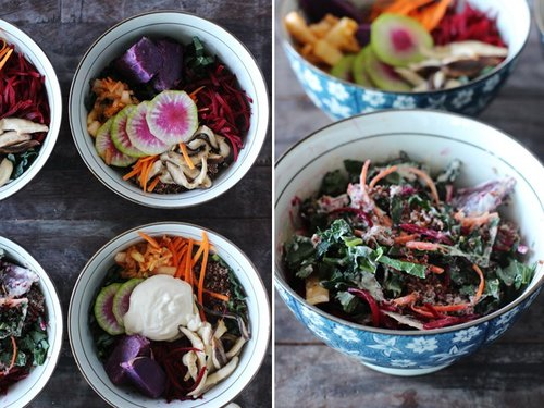 Wholesome Grain Bowls Roundup