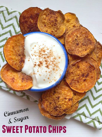 cinnamon-and-sugar-sweet-potato-chips